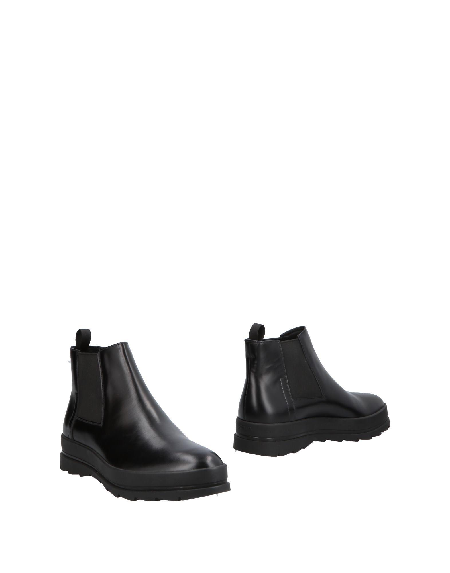 Prada Stiefelette Herren  11501172QK Gute Qualität beliebte Schuhe