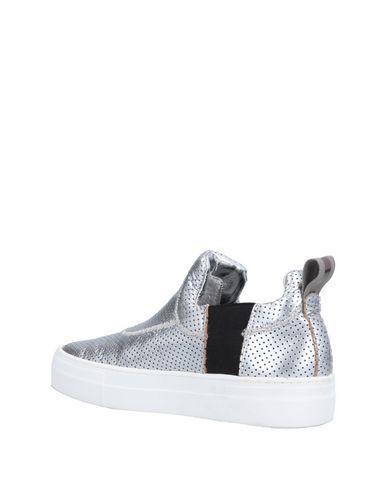 Scarpe P448 Donna Argento Sneakers