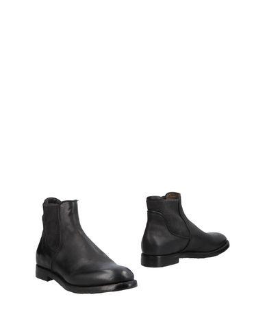 Zapatos especiales para hombres Sassetti y mujeres Botín Silvano Sassetti hombres Hombre - Botines Silvano Sassetti - 11501189HN Negro 223c99