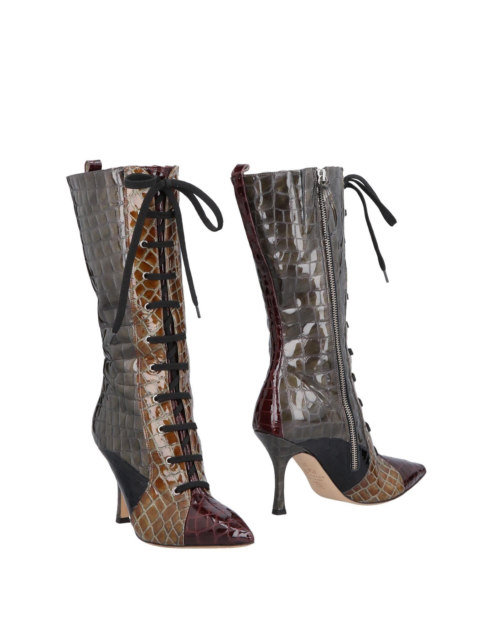 Cavallini Stiefel Damen  11501223ENGut aussehende strapazierfähige Schuhe