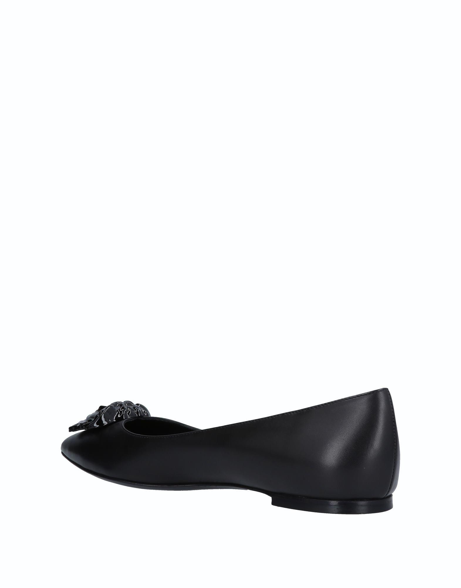 Versace Damen Ballerinas Damen Versace  11501232CE Heiße Schuhe f1a3cb