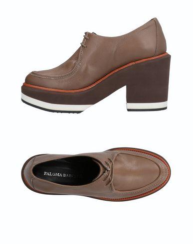 Zapato De Cordones Zapatos Paloma Barceló Mujer - Zapatos Cordones De Cordones Paloma Barceló - 11501238SM Marrón e58f15