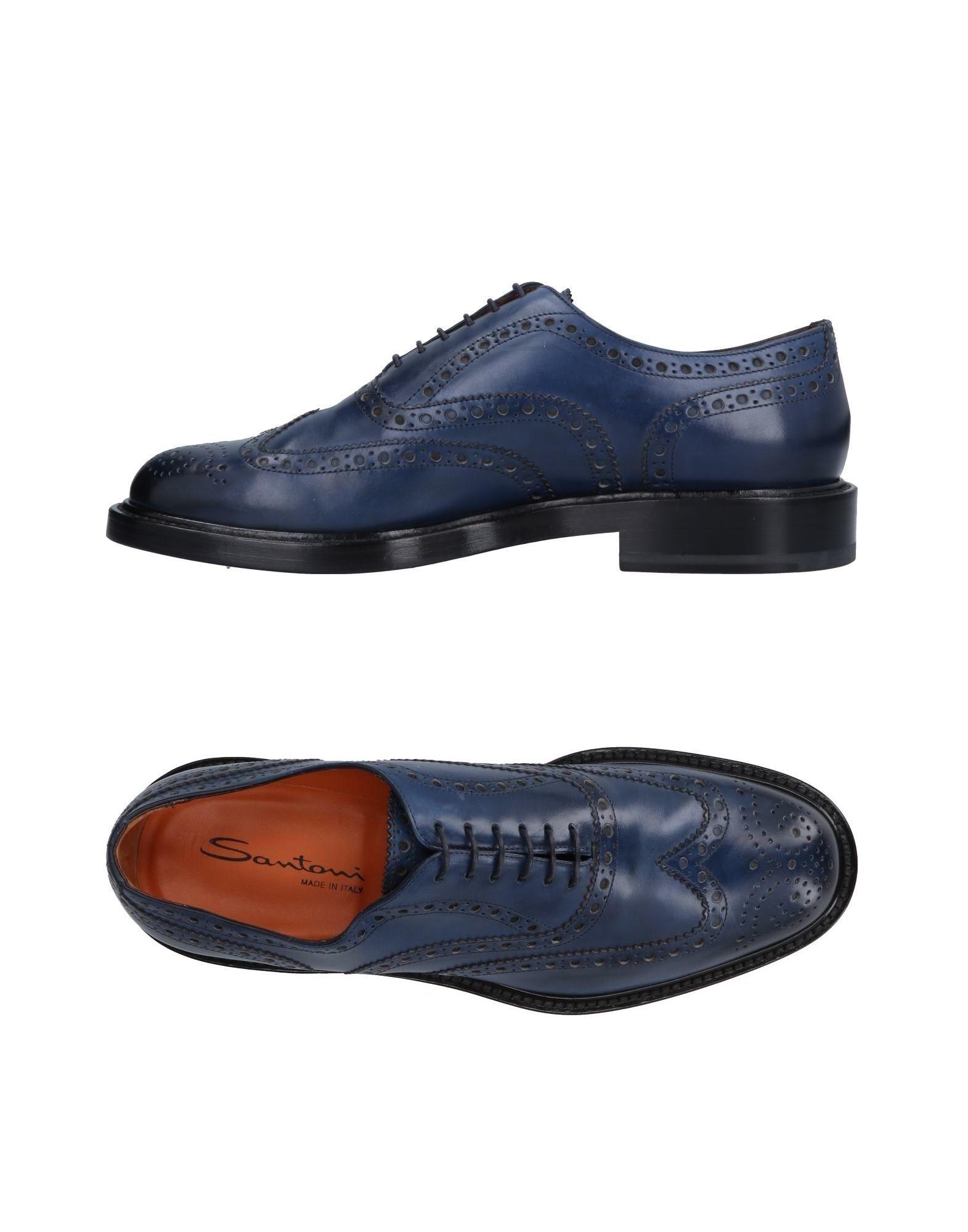 Santoni Schnürschuhe Herren  11501298UI Gute Qualität beliebte Schuhe