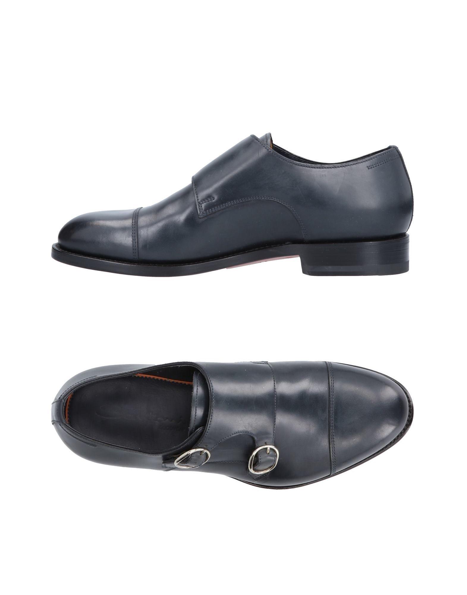 Santoni Loafers - Men  Santoni Loafers online on  Men Australia - 11501321KP addec8