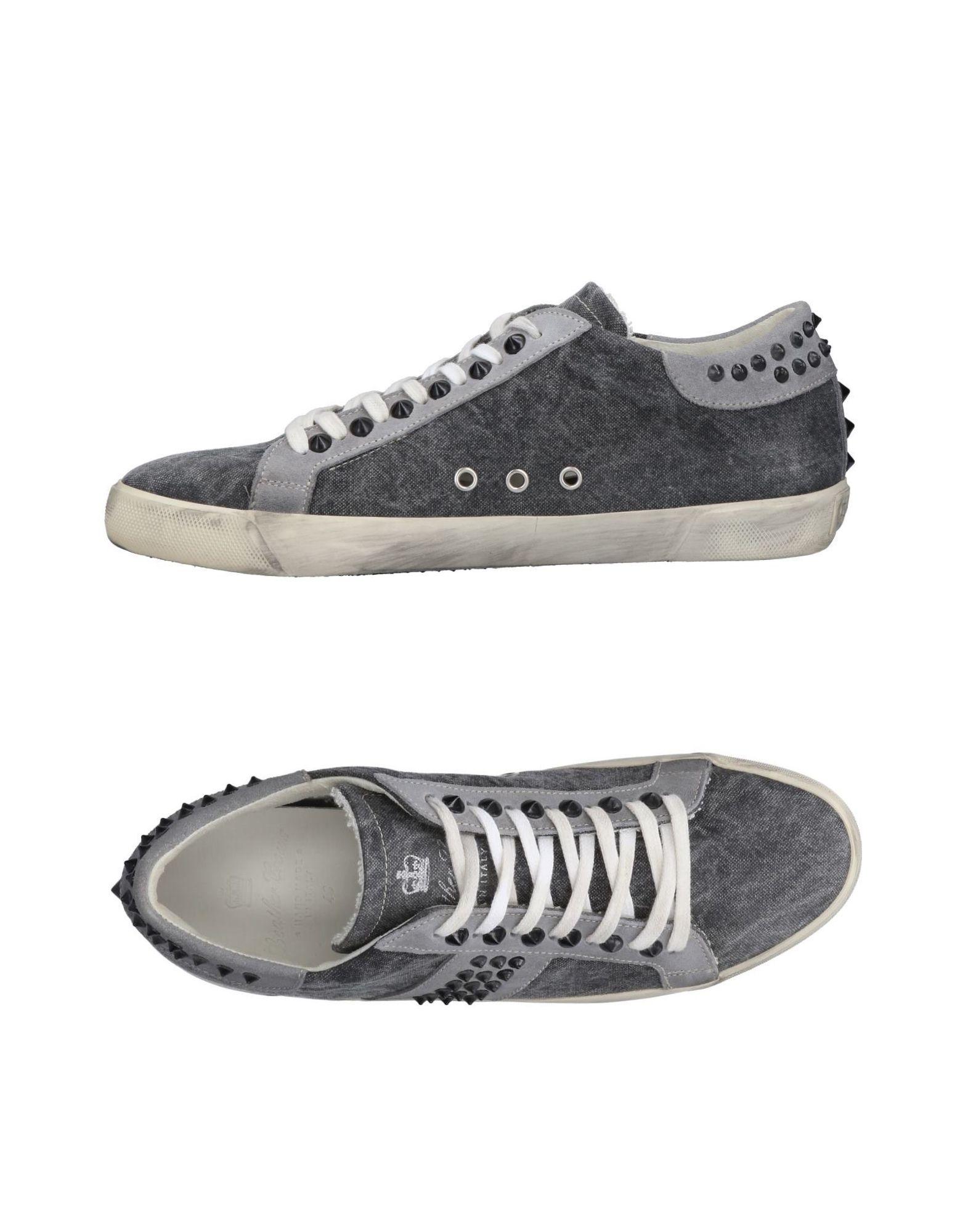 Rabatt Crown echte Schuhe Leather Crown Rabatt Sneakers Herren  11501376CW 7a0af1