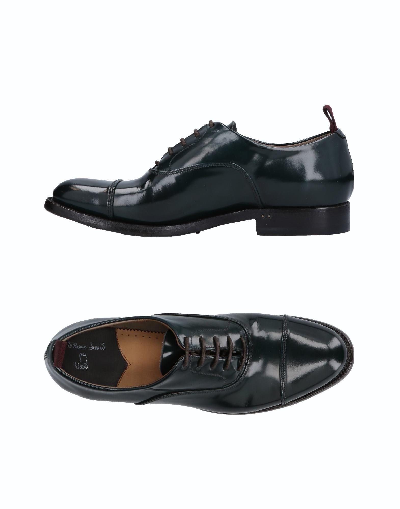Descuento de la marca Zapato De Sassetti Cordones Silvano Sassetti De Mujer - Zapatos De Cordones Silvano Sassetti  Verde oscuro 002f91