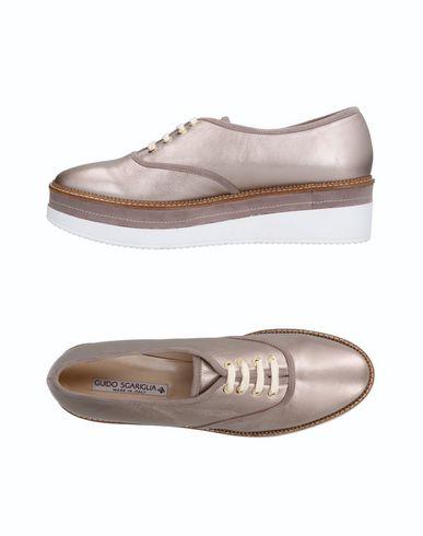 Zapato De Cordones Guido Sgariglia Mujer - Zapatos - De Cordones Guido Sgariglia - Zapatos 11501474MO Gris rosado 485870