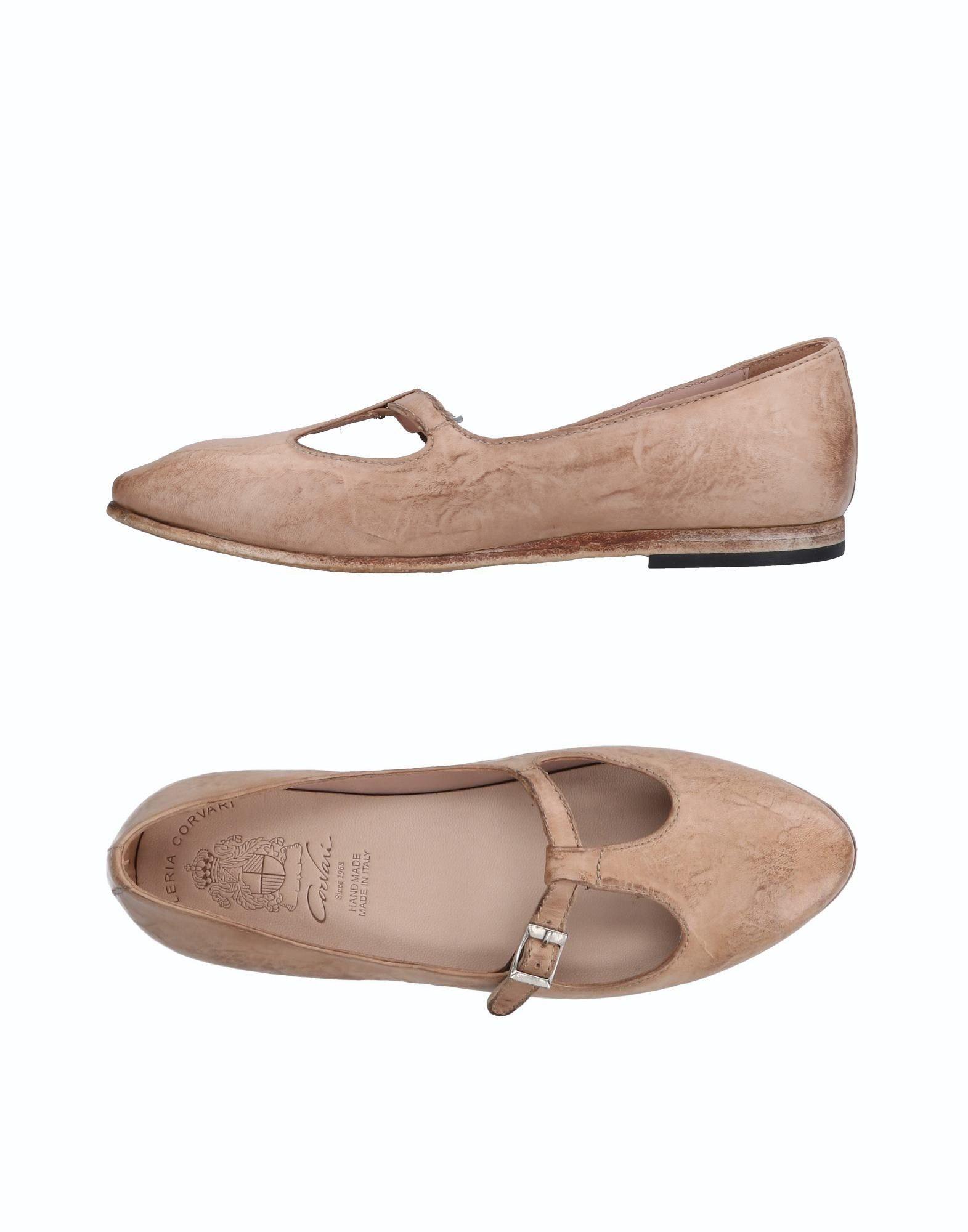Corvari Ballerinas Damen  11501521GO Gute Qualität beliebte Schuhe