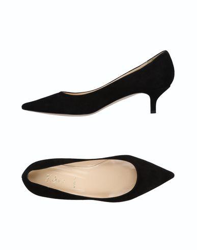 Cómodo y bien parecido Zapato De Salón Salvatore Ferragamo Mujer - Salones Salvatore Ferragamo - 11521405JN Negro