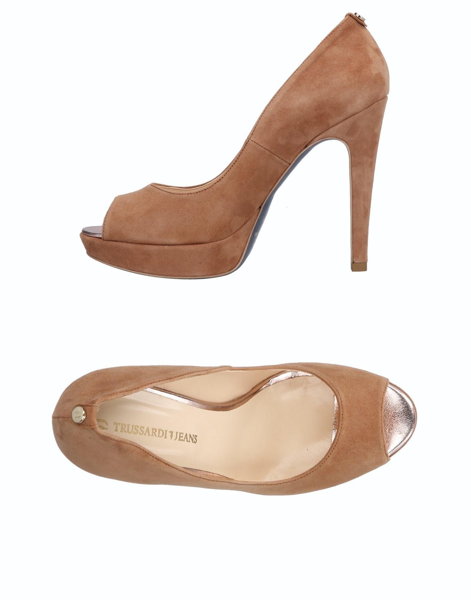Gut um billige Schuhe zu  tragenTrussardi Jeans Pumps Damen  zu 11501532QQ 1f32bc