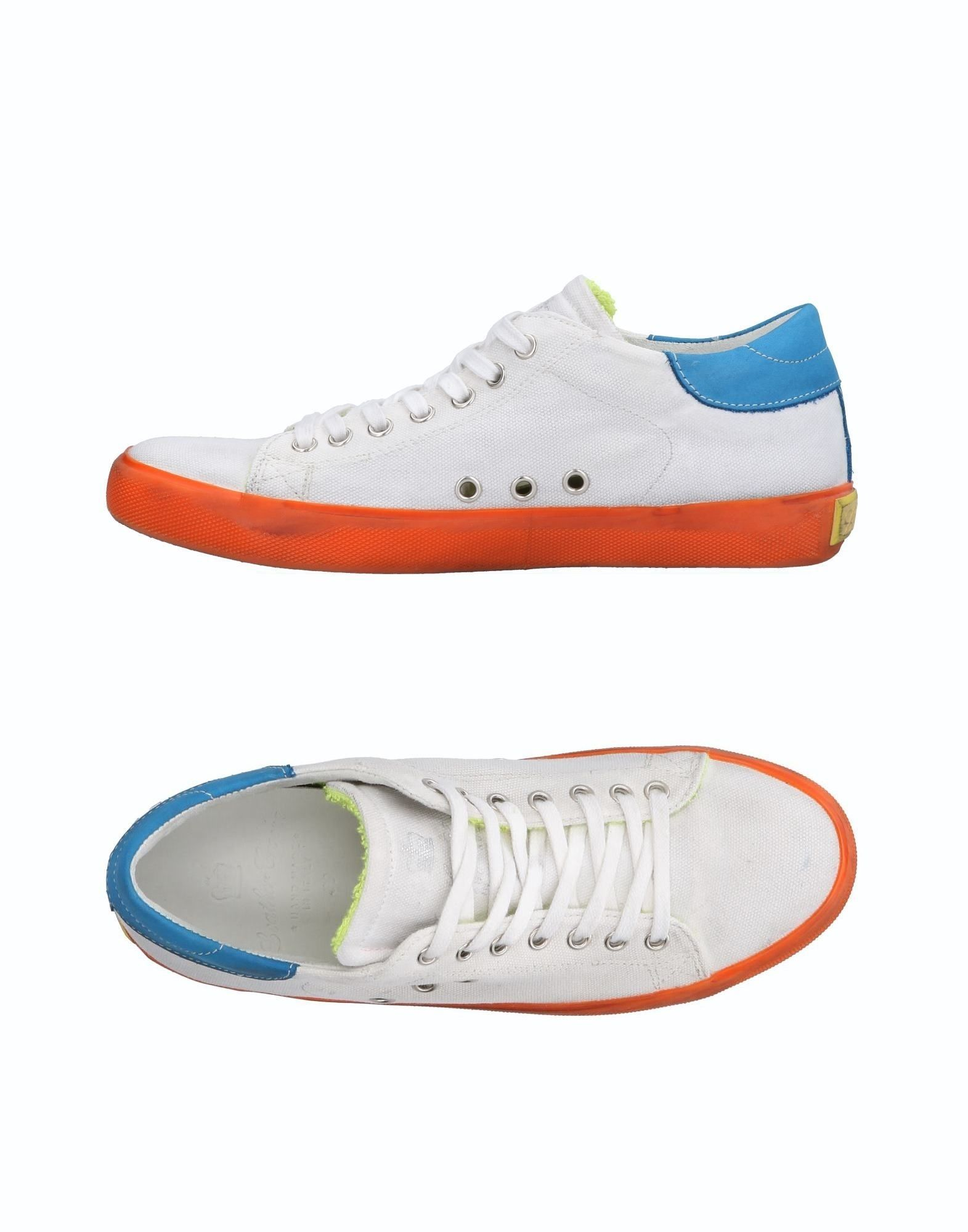 Gut um billige Schuhe zu tragenLeather Crown Sneakers Damen  11501535GA