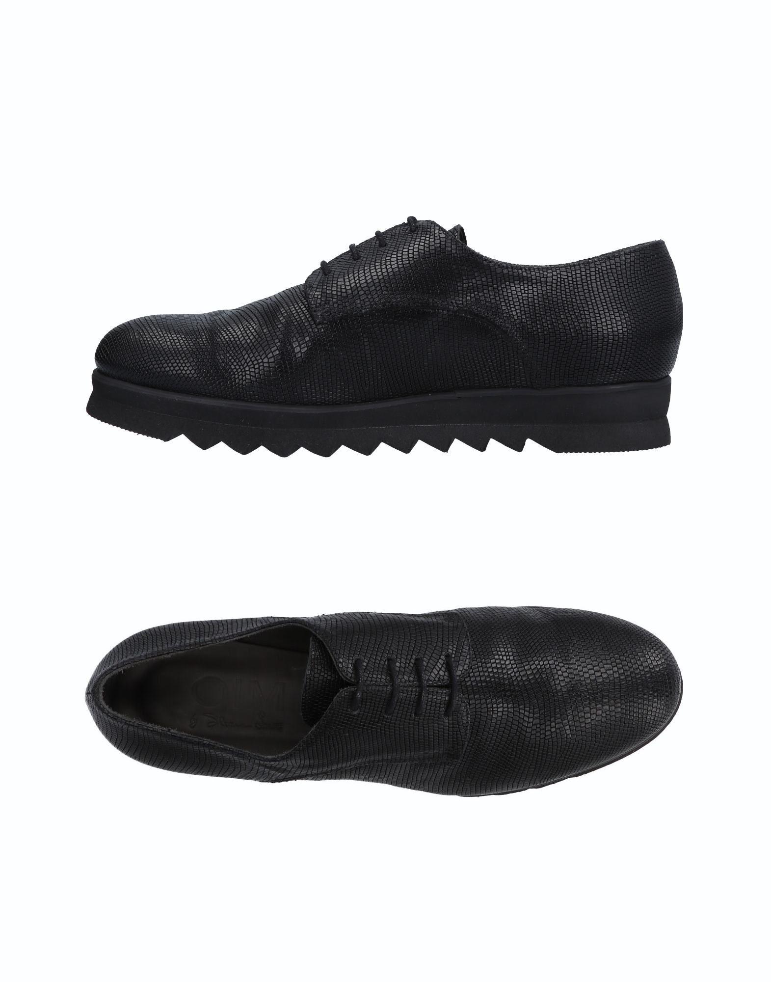Oim By Silvana Lauri Schnürschuhe Damen  11501569QC Gute Qualität beliebte Schuhe