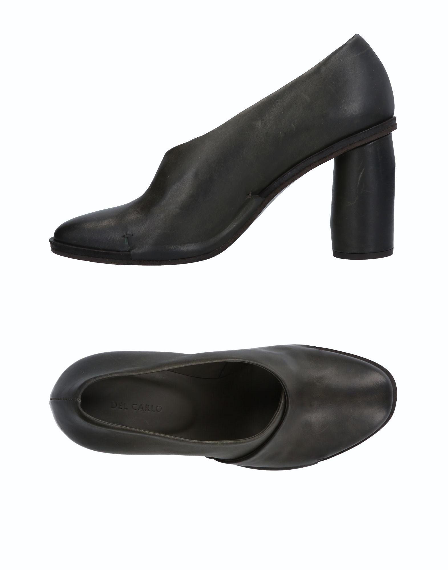 Del Carlo Mokassins Damen  11501600DHGut aussehende strapazierfähige Schuhe