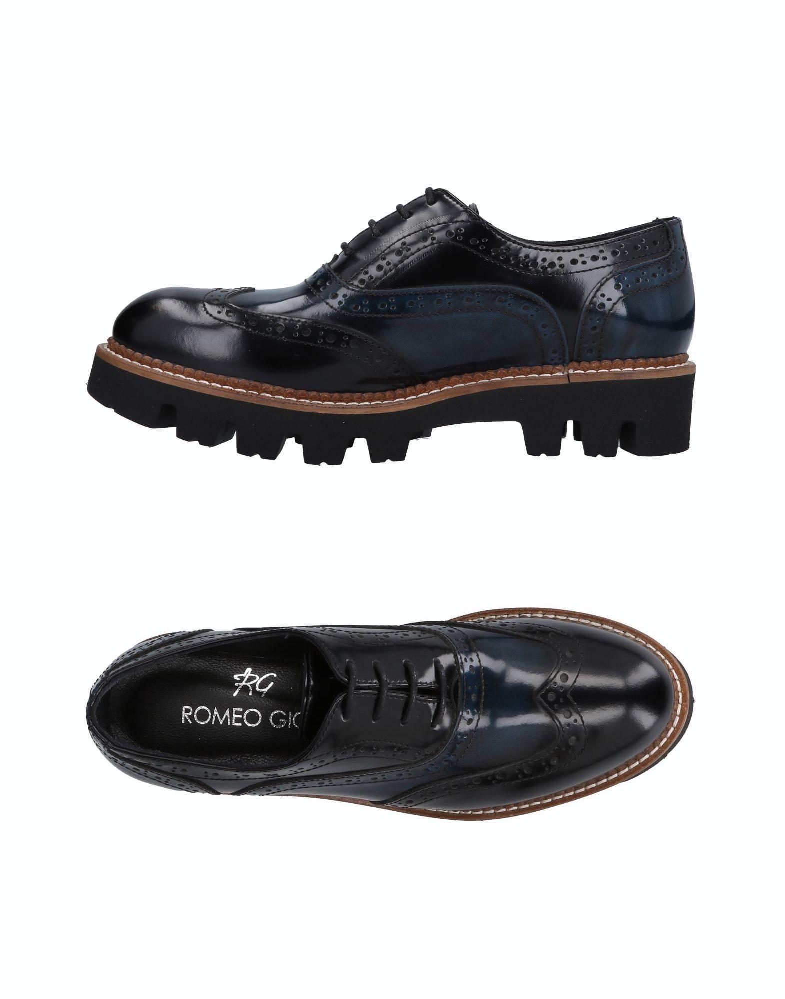 Romeo Gigli Schnürschuhe Damen  11501627EP Gute Qualität beliebte Schuhe