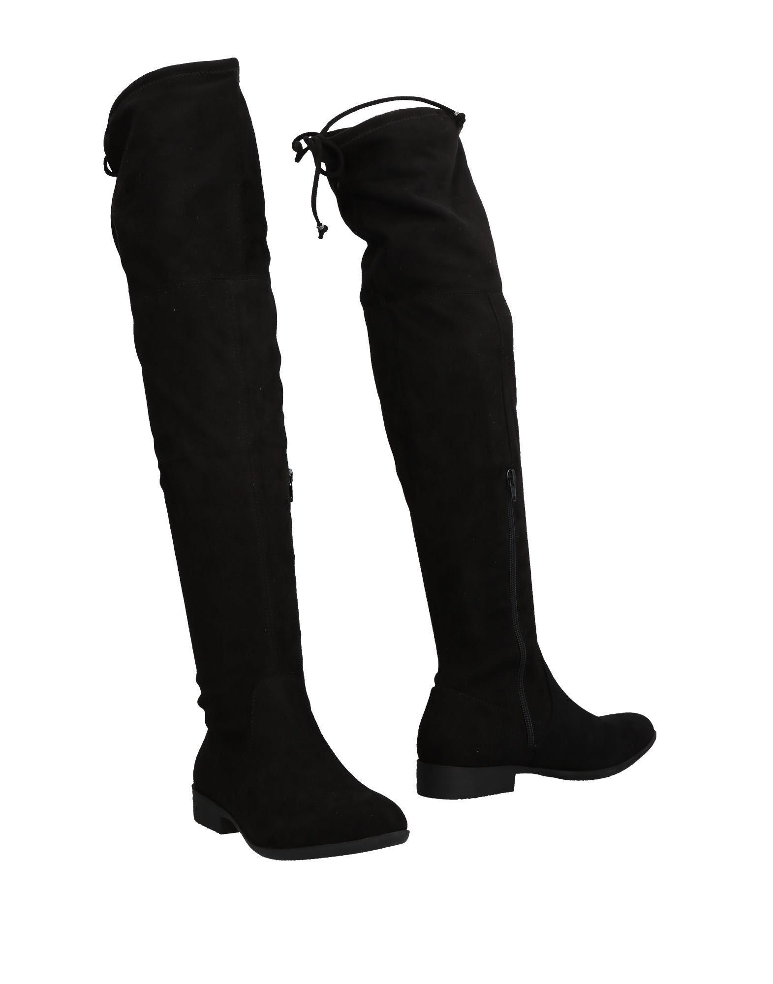 Francesco Milano Stiefel Damen  11501669GI Neue Schuhe