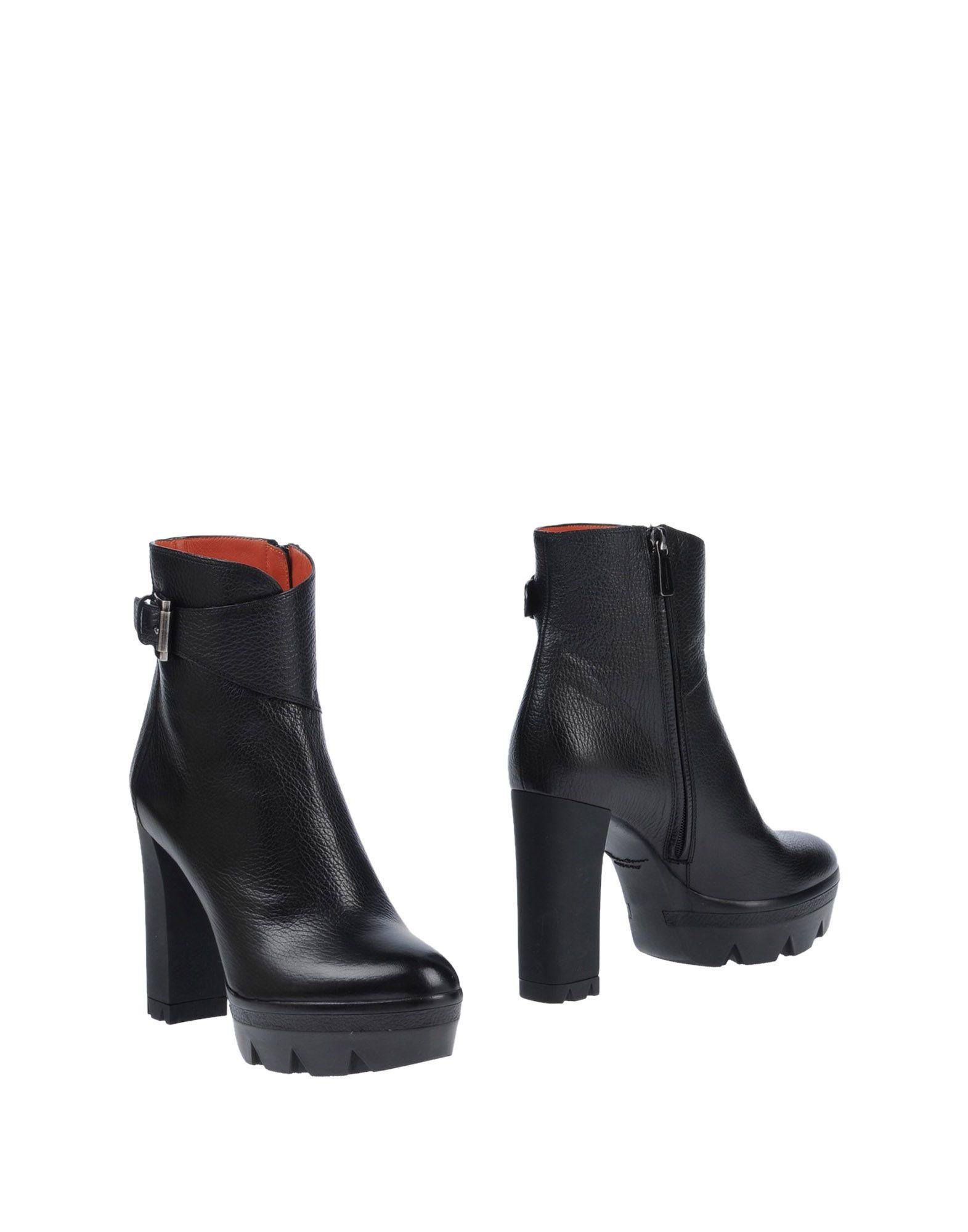 Santoni Stiefelette aussehende Damen  11501686IQGünstige gut aussehende Stiefelette Schuhe 04b0d8