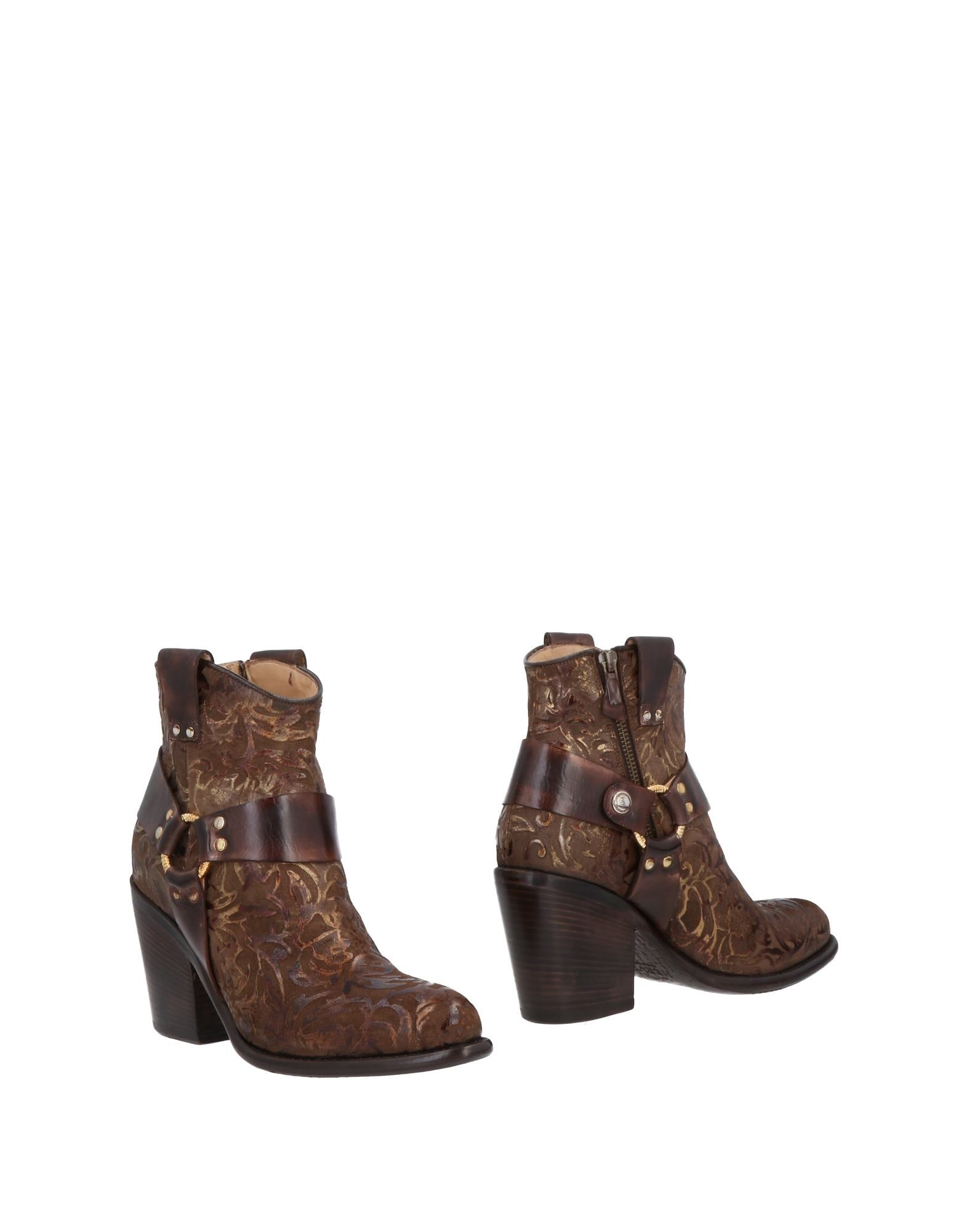 Rabatt Schuhe Damy Stiefelette Damen  11501699SI
