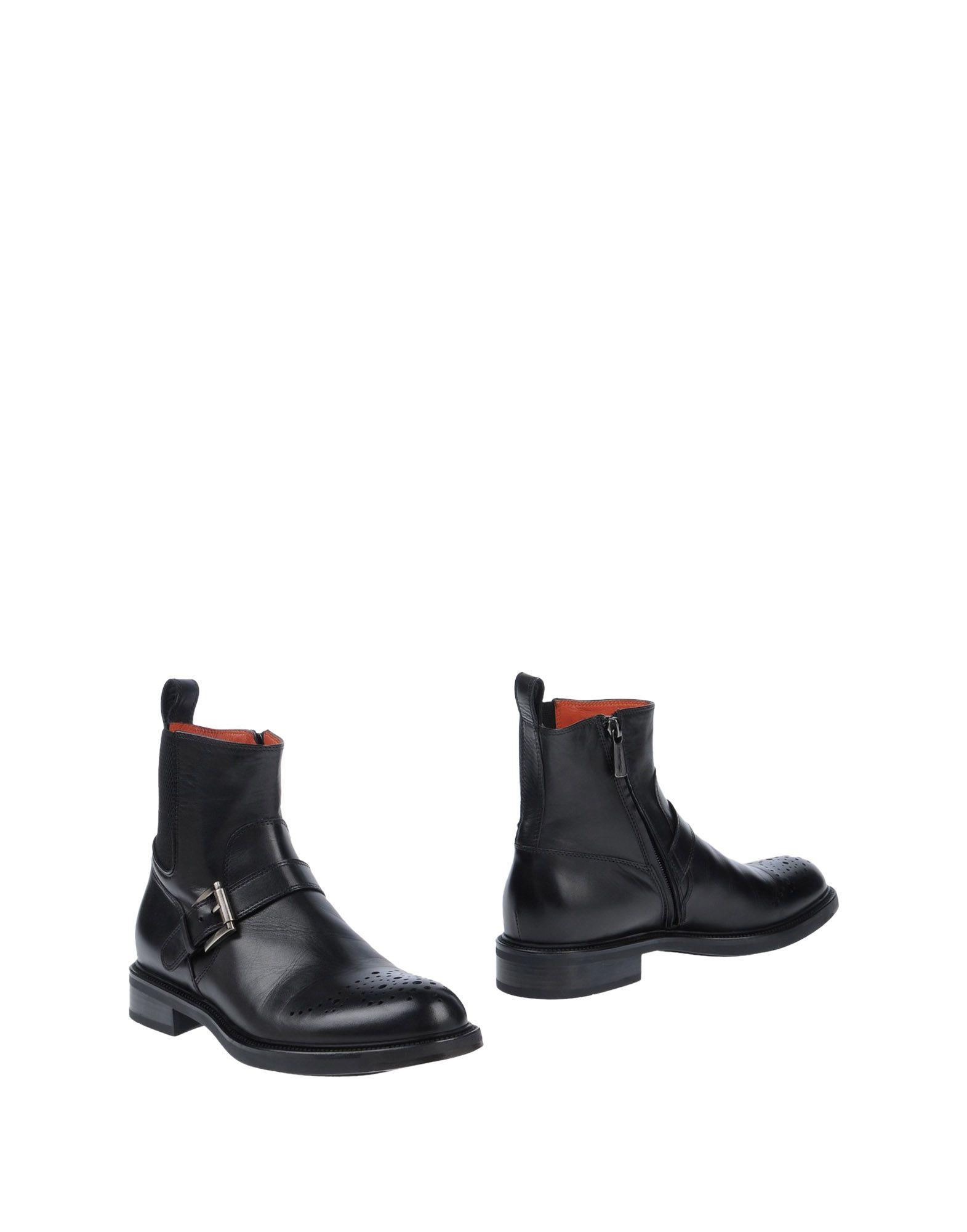 Santoni Stiefelette Damen  11501701BHGünstige gut aussehende Schuhe