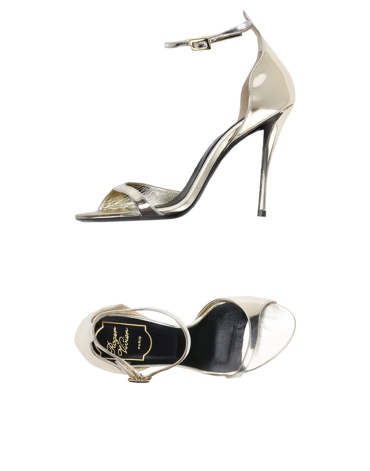 Roger Vivier Sandalen Damen  11501734QUGünstige gut aussehende Schuhe