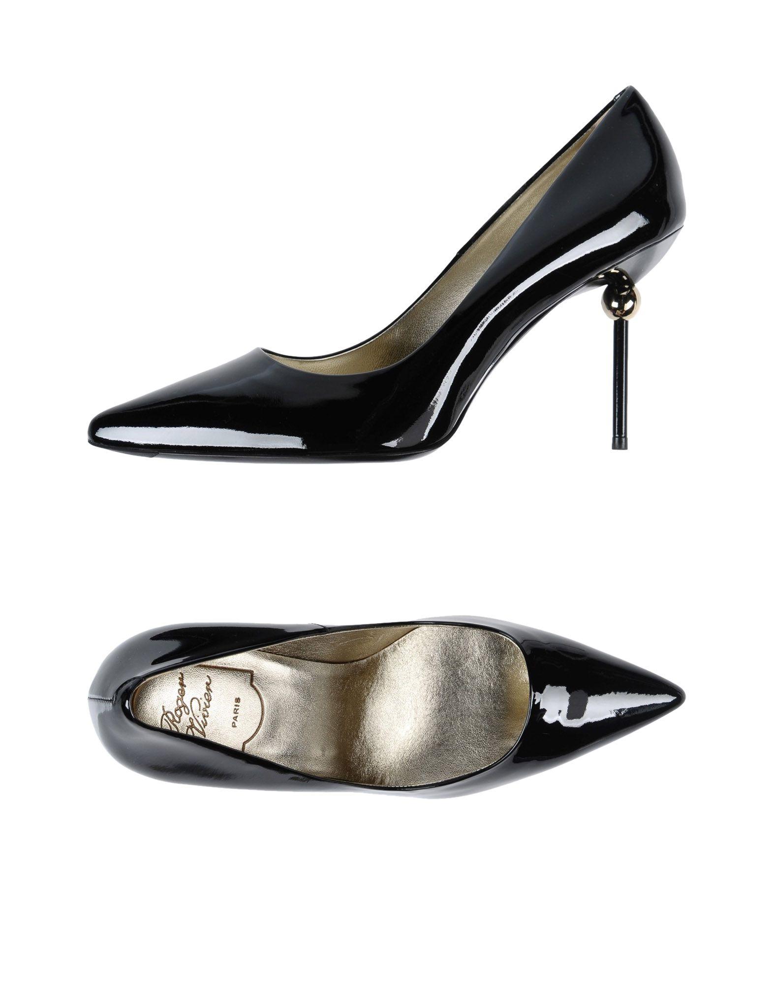 Roger Vivier Pumps aussehende Damen  11501735FKGünstige gut aussehende Pumps Schuhe 23d521