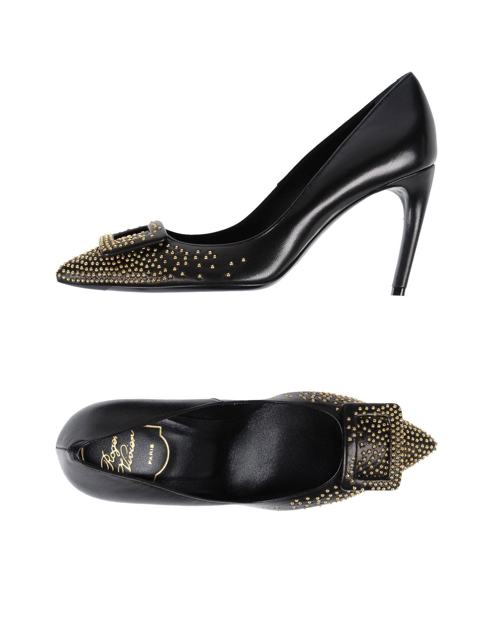 Roger Vivier Pumps gut Damen  11501796CXGünstige gut Pumps aussehende Schuhe 3688b7