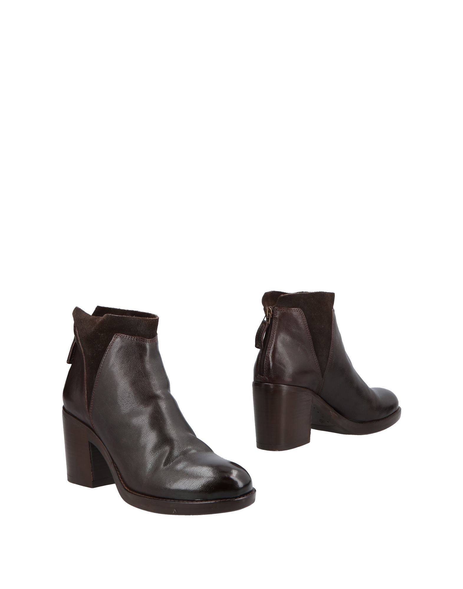 Gut um billige Stiefelette Schuhe zu tragenHundred 100 Stiefelette billige Damen  11501797HN 85846e