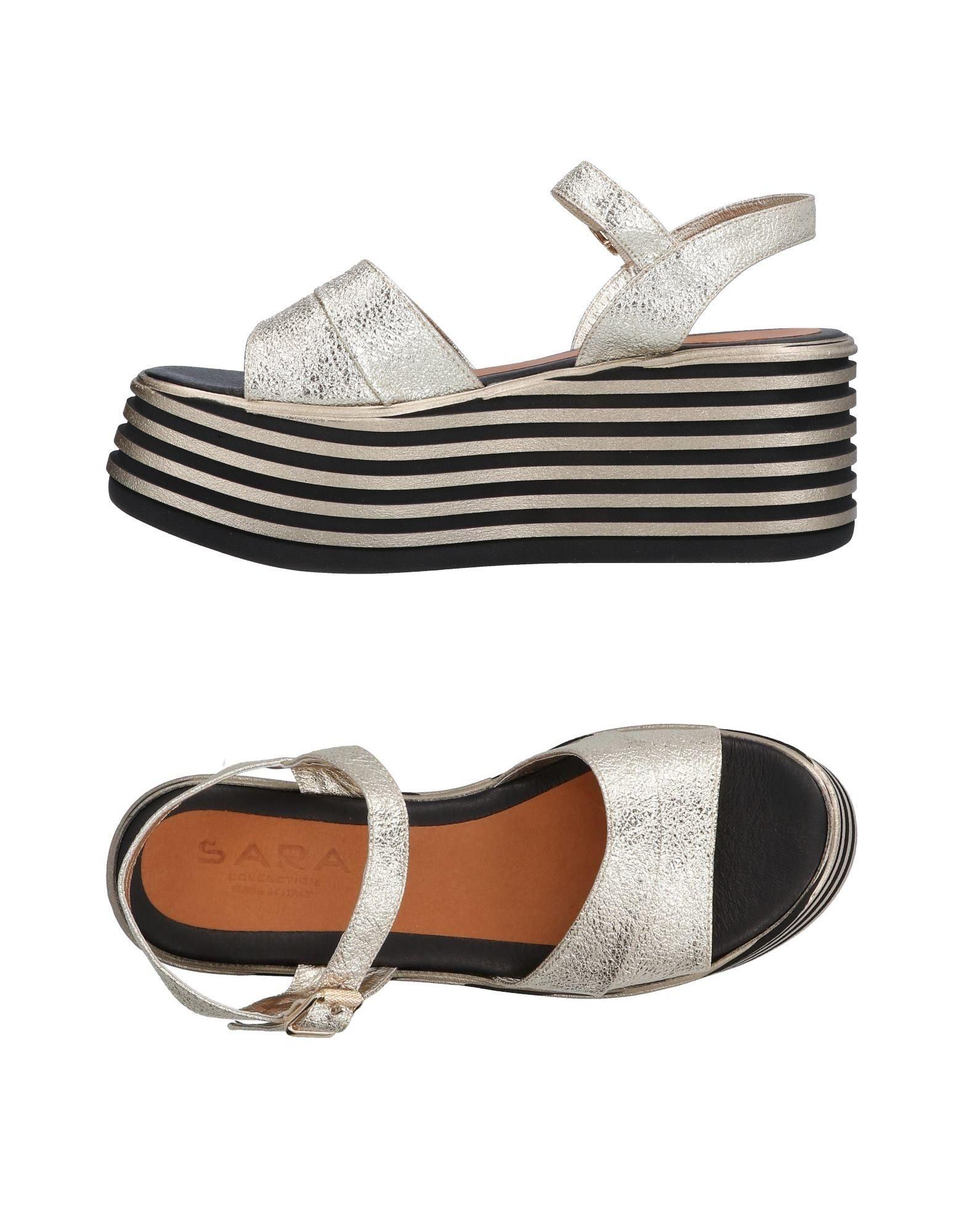 Sara® Sandalen Collection Sandalen Sara® Damen  11501798WM Neue Schuhe b608b5