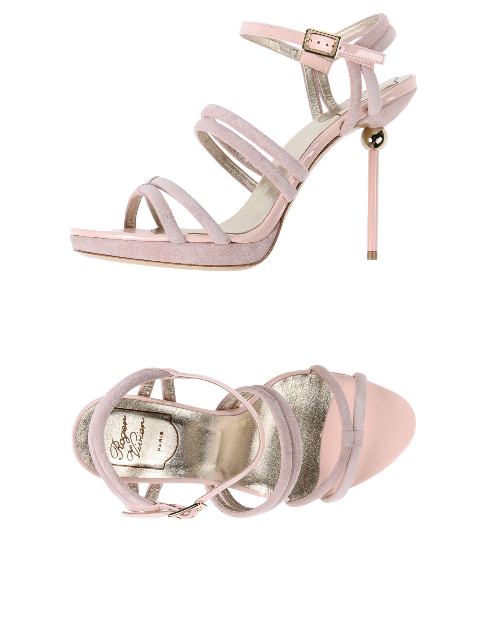 Roger Vivier Sandalen Damen  Schuhe 11501833DG Neue Schuhe  8df000