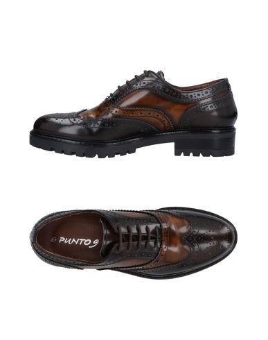 Lacets 9 6 Moka Punto Chaussures À c6T7STOq