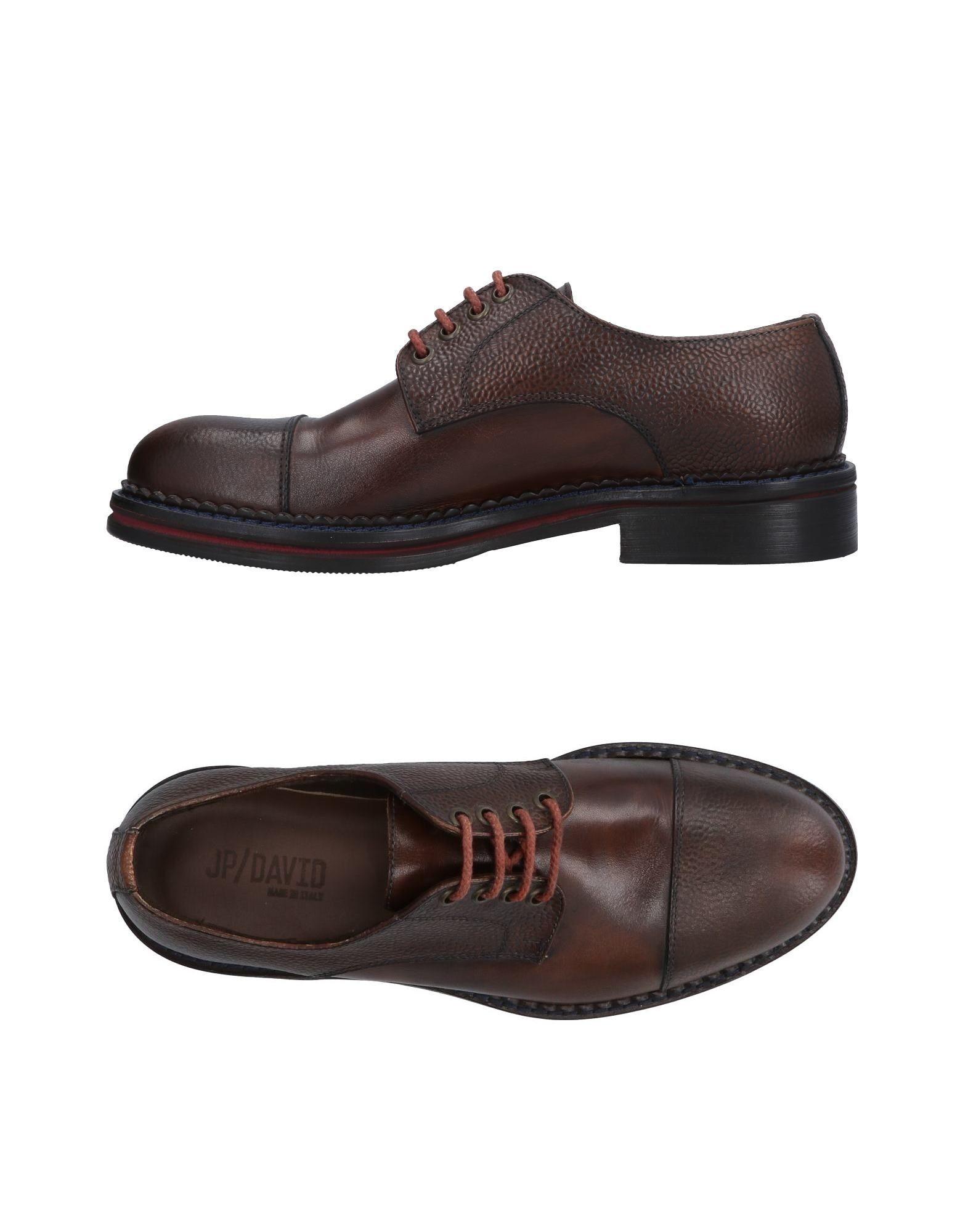 Rabatt echte Schuhe Jp/David Schnürschuhe Herren  11501876WT