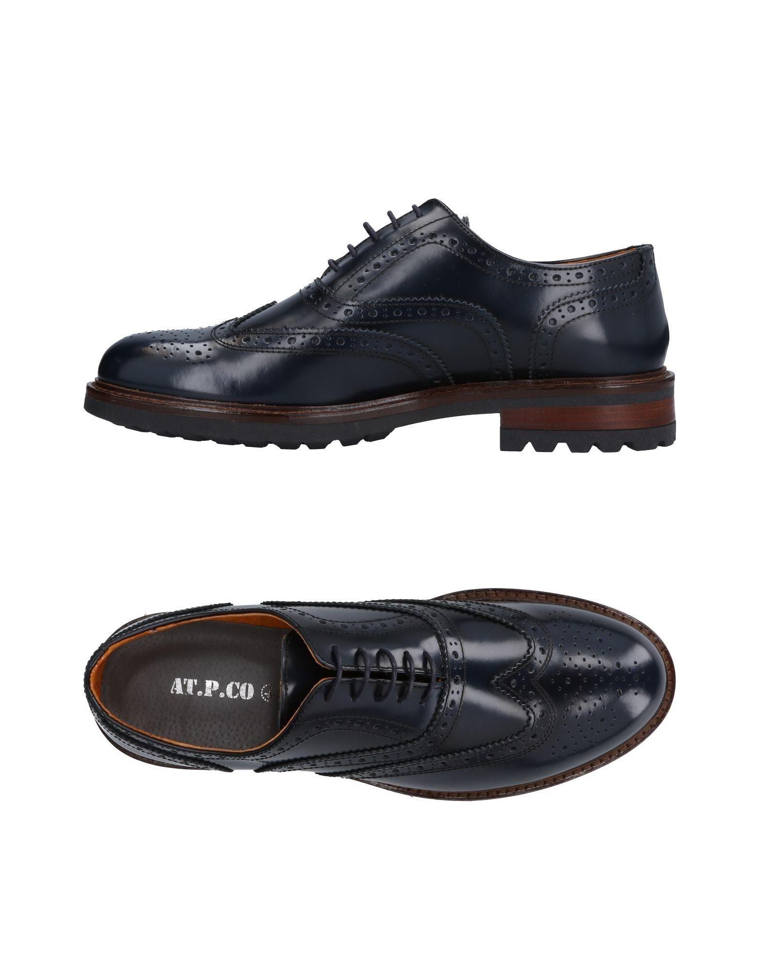 Rabatt echte Schuhe At.P.Co Schnürschuhe Herren  11501879IB