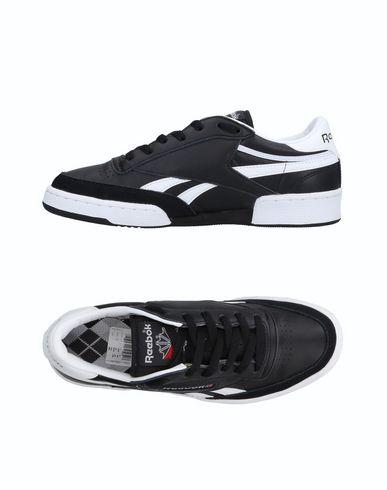 Zapatos de hombres y mujeres de moda casual Zapatillas Reebok Hombre - Zapatillas Reebok - 11501931JB Negro