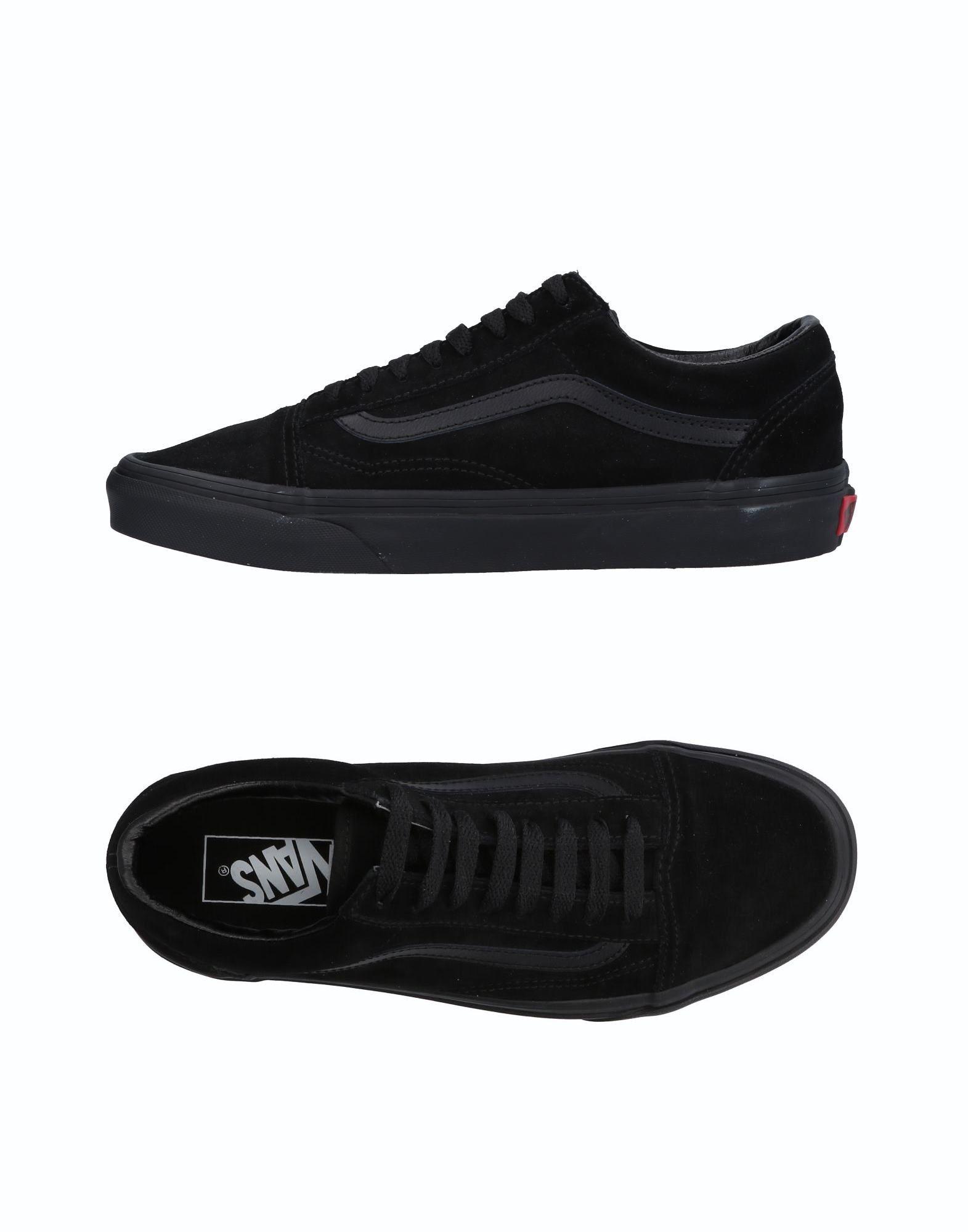 Moda 11501978DP Sneakers Vans Uomo - 11501978DP Moda 9a3125