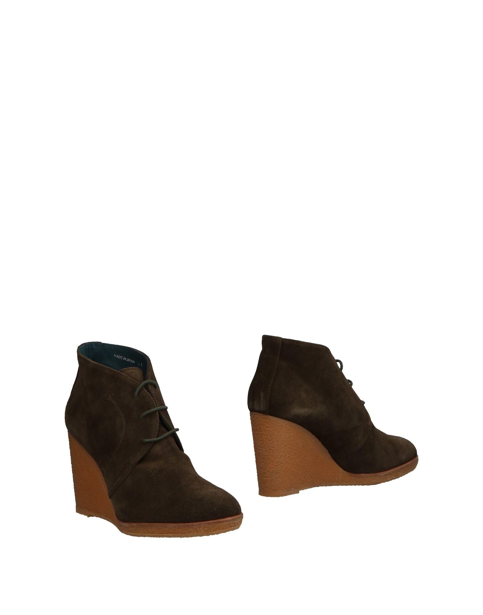 Stilvolle billige Schuhe Castañer Stiefelette Damen  11501979FR