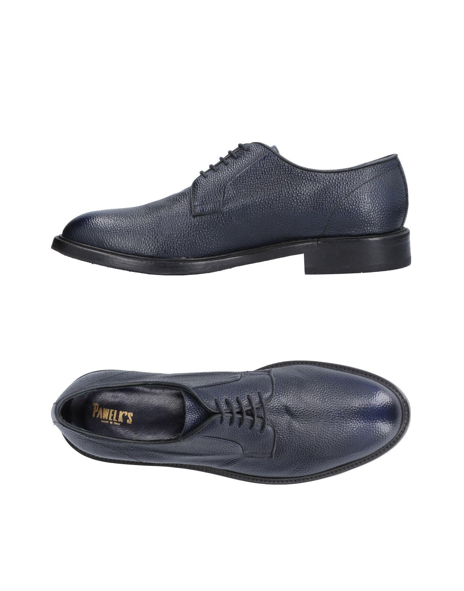Rabatt echte Schuhe Pawelk's Schnürschuhe Herren  11502075SX
