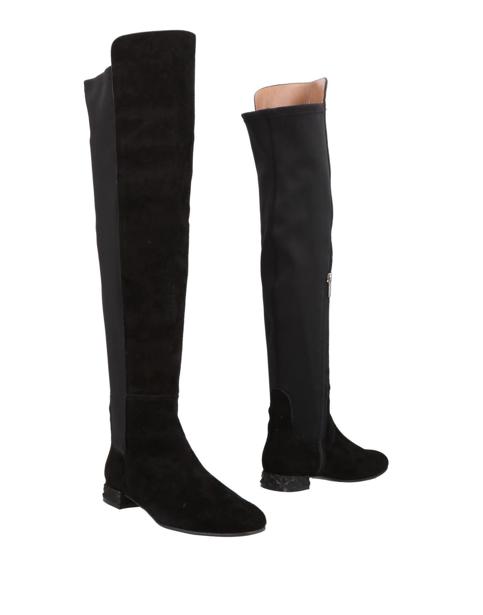 Ancarani Stiefel Damen  11502076TGGut aussehende strapazierfähige Schuhe