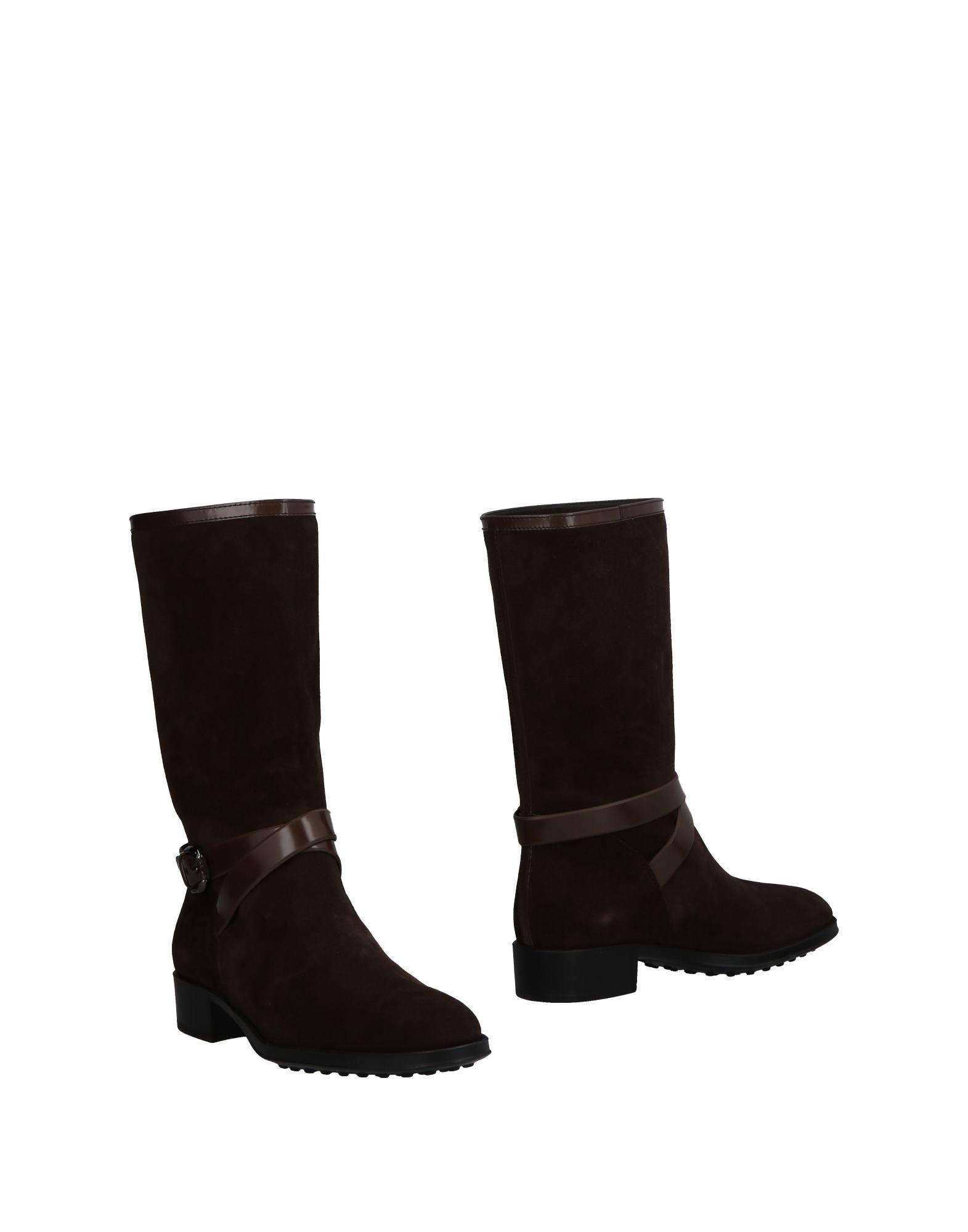 Tod's Stiefel Damen  11502106ATGünstige gut aussehende Schuhe
