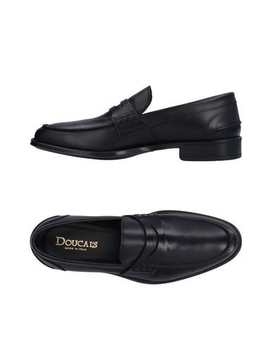 Zapatos con descuento Mocasín Doucal's Hombre - Mocasines Doucal's - 11502138AR Negro