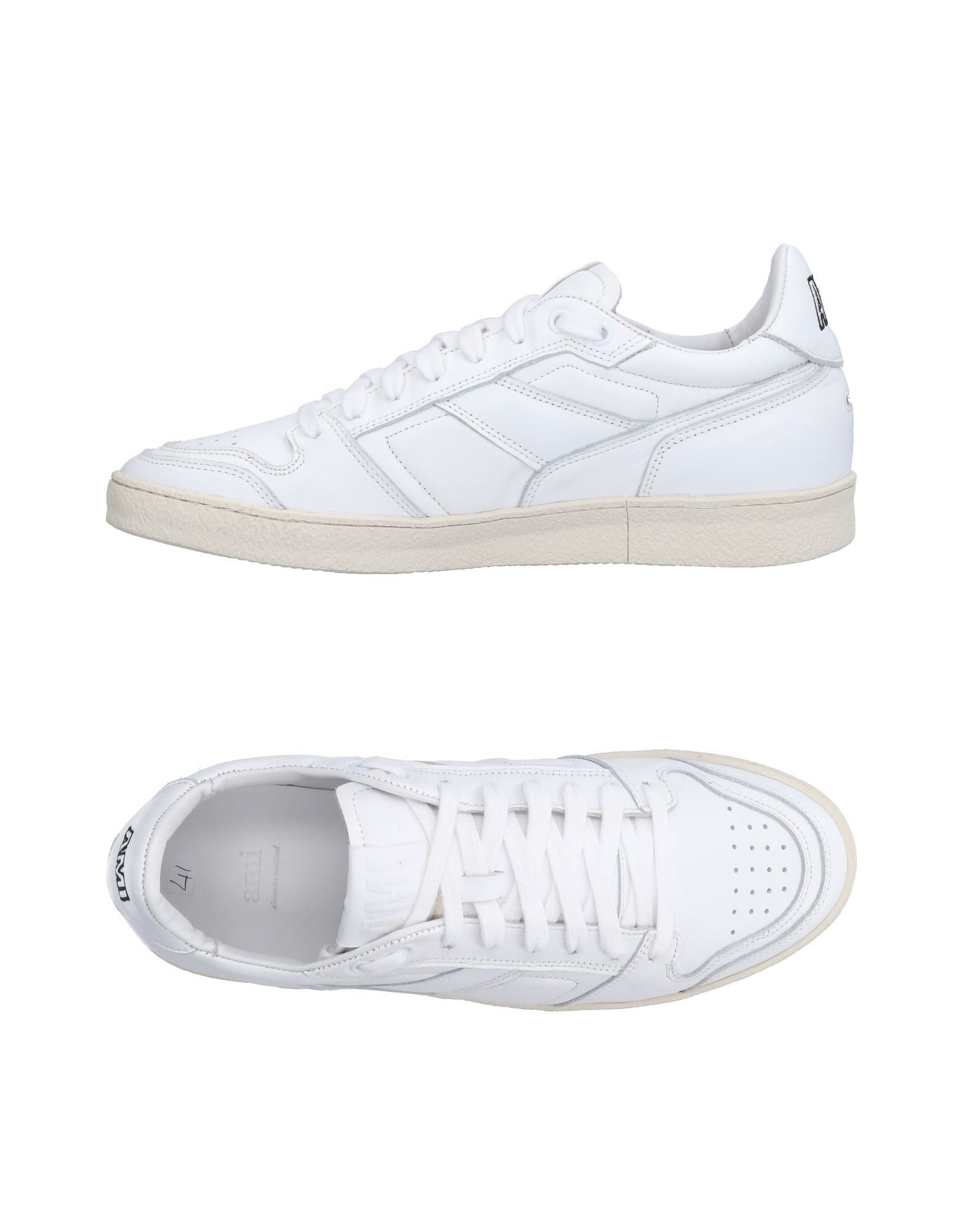 Ami Alexandre Mattiussi Sneakers Herren  11502162AK Gute Qualität beliebte Schuhe