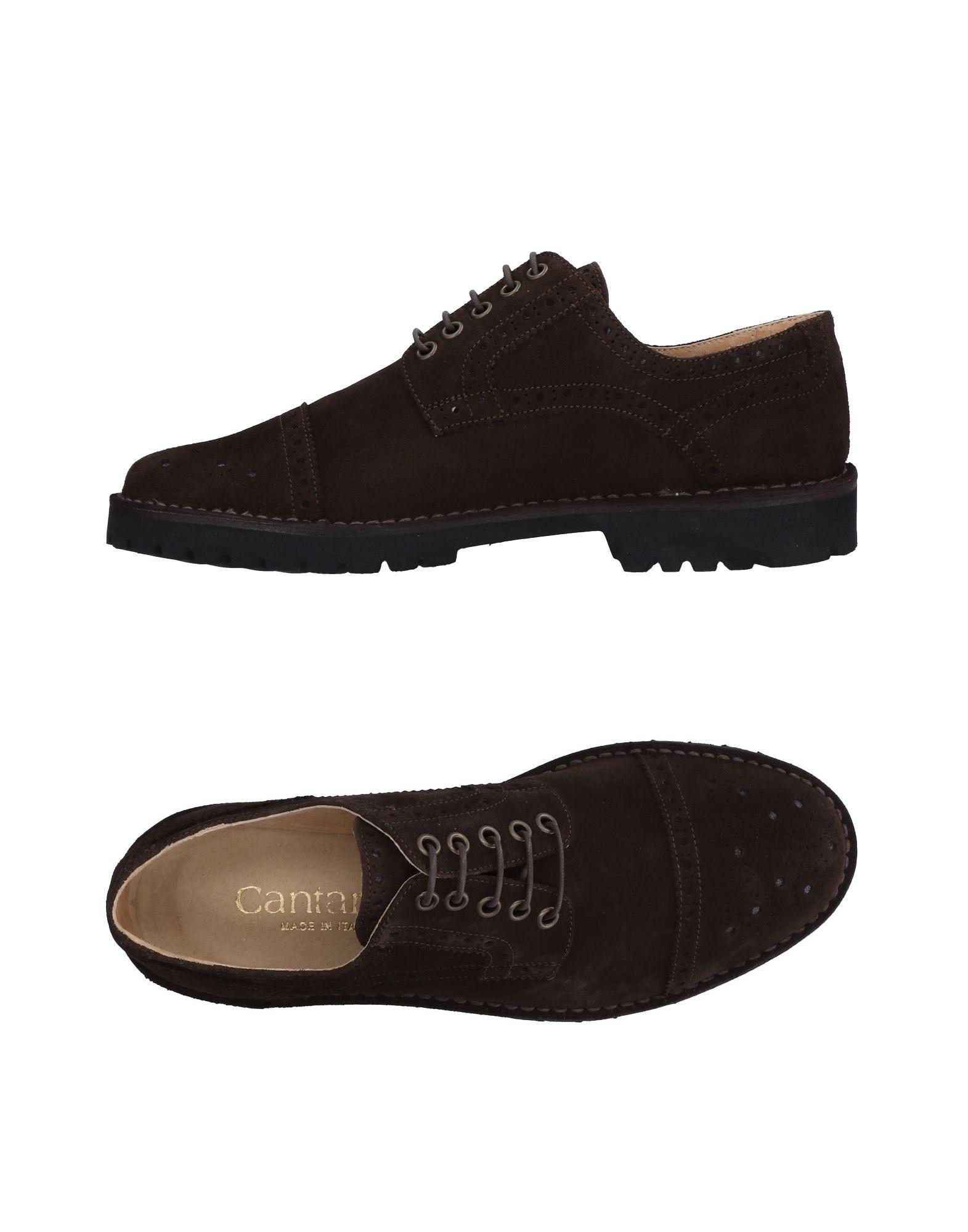 Rabatt echte Schuhe Cantarelli Schnürschuhe 11502239RE Herren  11502239RE Schnürschuhe 3945c2