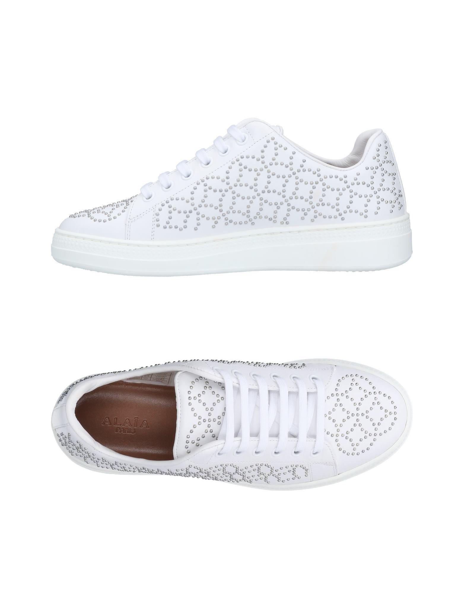 Alaïa Sneakers Damen  11502250IDGünstige gut aussehende Schuhe