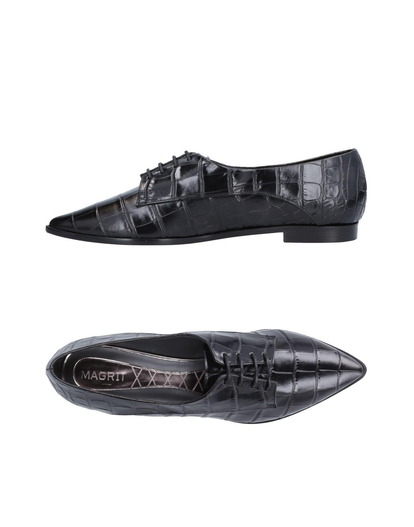 Haltbare Mode billige Schuhe Magrit Schnürschuhe Damen  11502280LX Heiße Schuhe