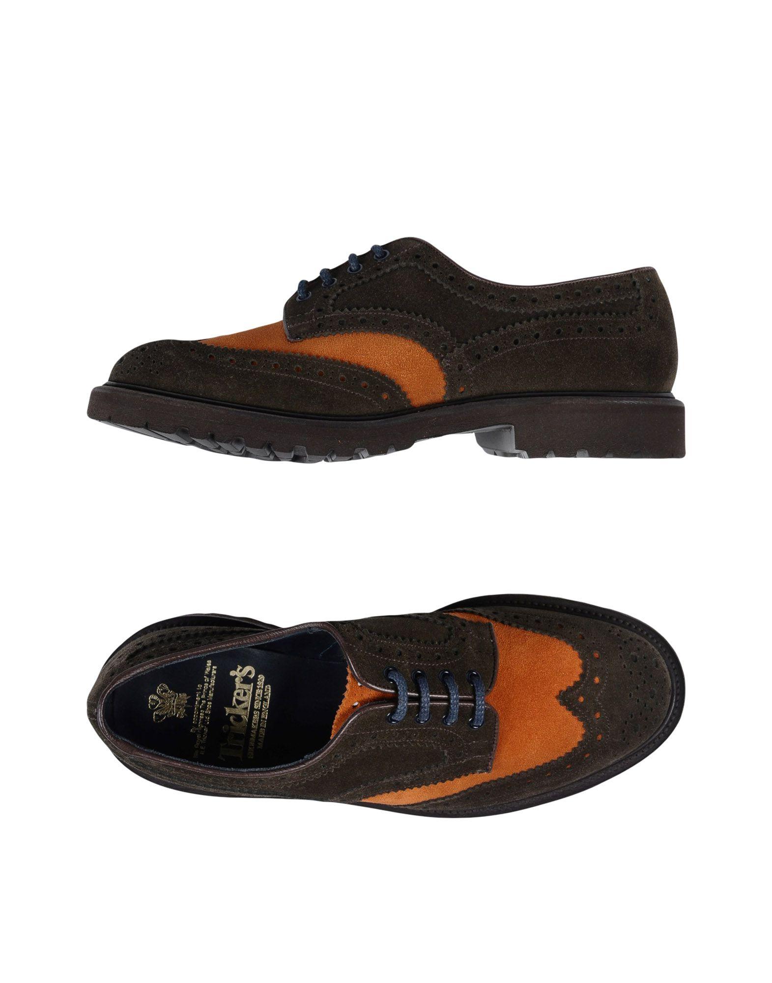 Tricker's Schnürschuhe Herren  11502290HQ Gute Qualität beliebte Schuhe