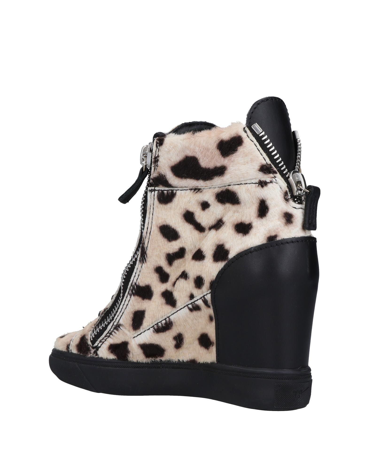 Giuseppe  Zanotti Sneakers Damen  Giuseppe 11502355WAGünstige gut aussehende Schuhe e8c87f