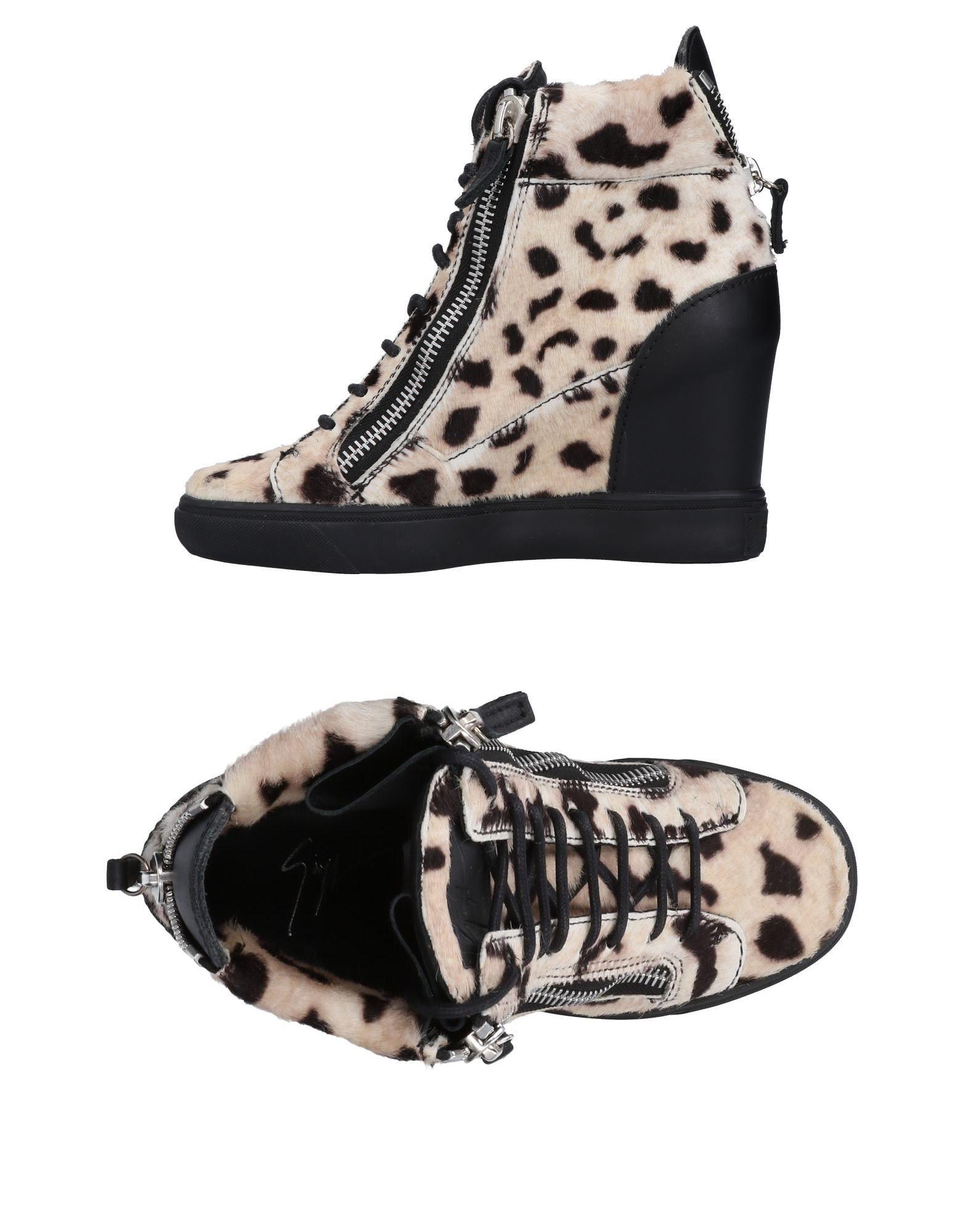 Giuseppe Zanotti Sneakers Damen  11502355WAGünstige gut aussehende Schuhe