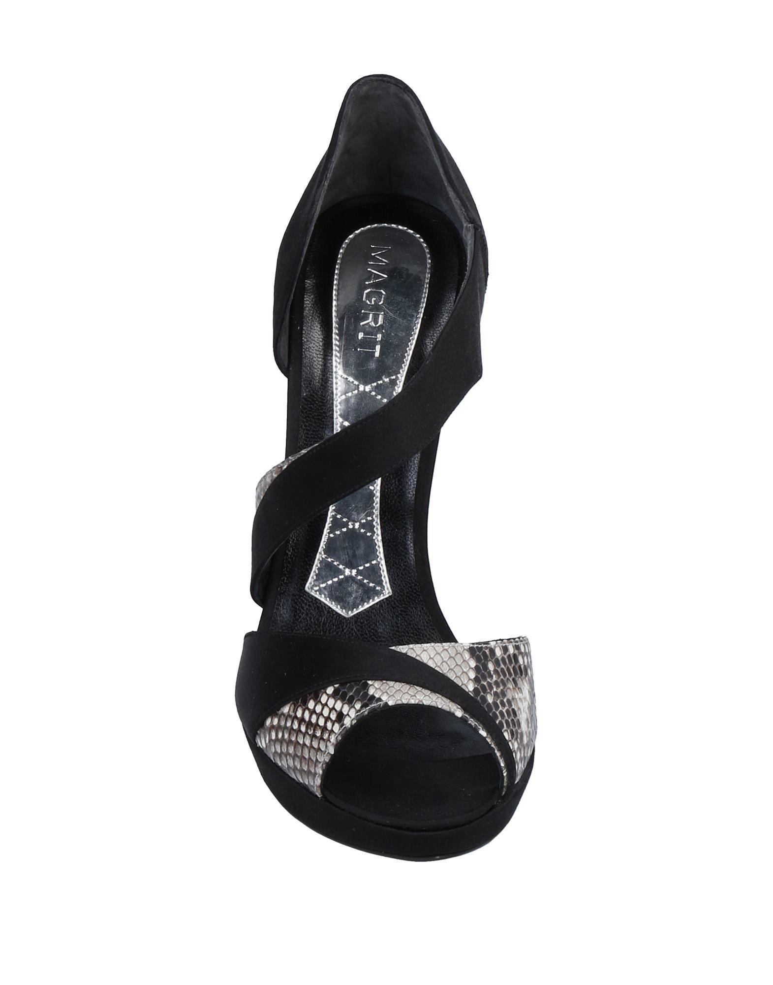 Magrit Sandalen strapazierfähige Damen  11502359QPGut aussehende strapazierfähige Sandalen Schuhe 2ba4dc