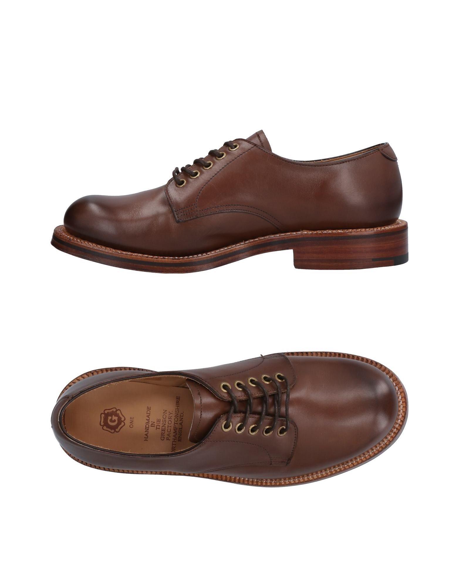 Grenson Schnürschuhe Herren  11502373RF Gute Qualität beliebte Schuhe