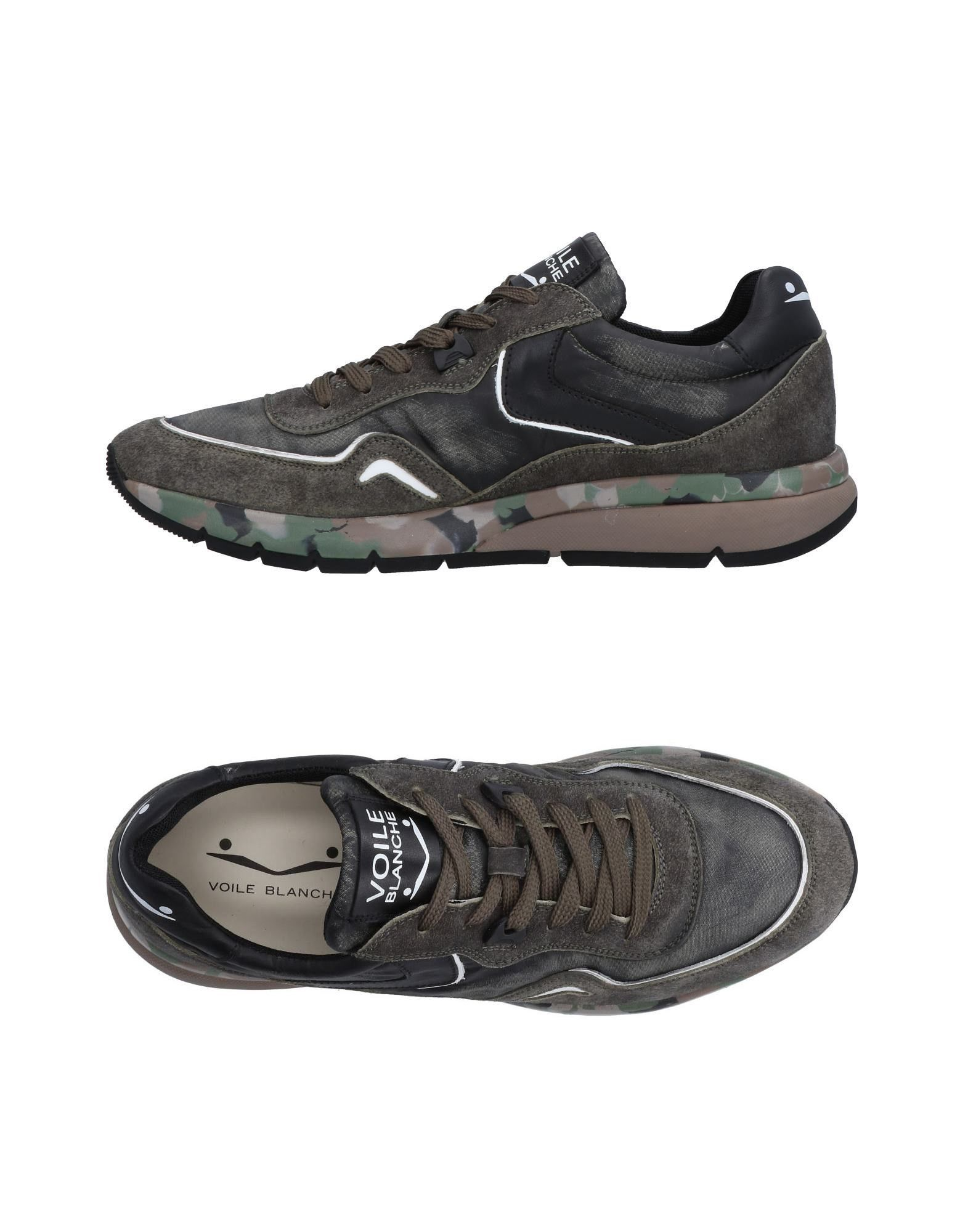 Sneakers Voile Blanche Uomo - 11502379TT