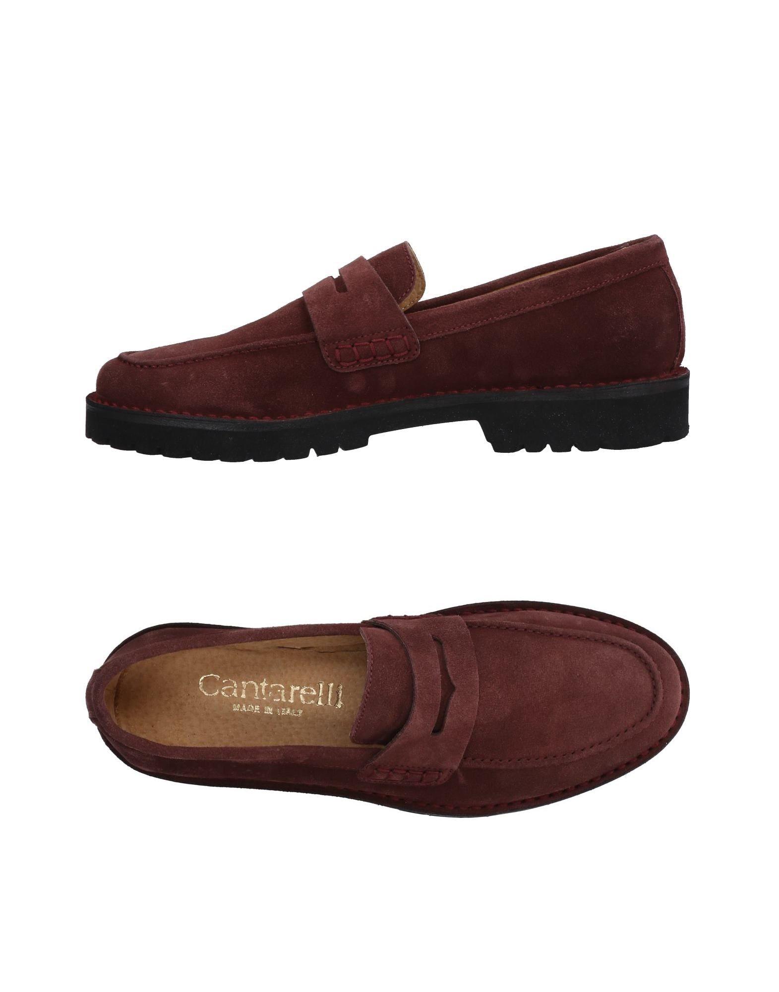 Cantarelli Mokassins Herren  11502382AT Gute Qualität beliebte Schuhe