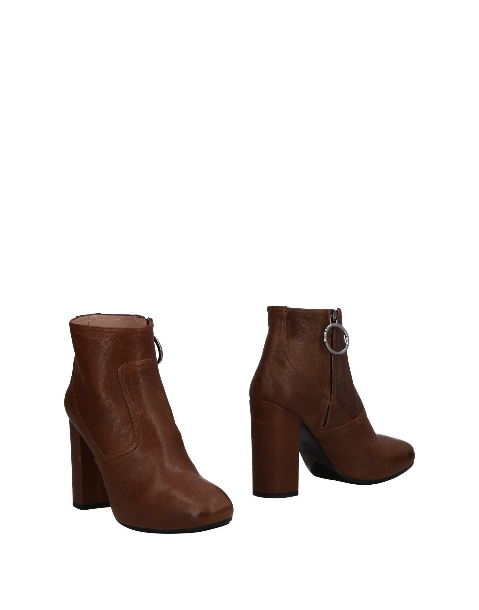 Stilvolle billige Schuhe Millà Stiefelette Damen  11502442JQ